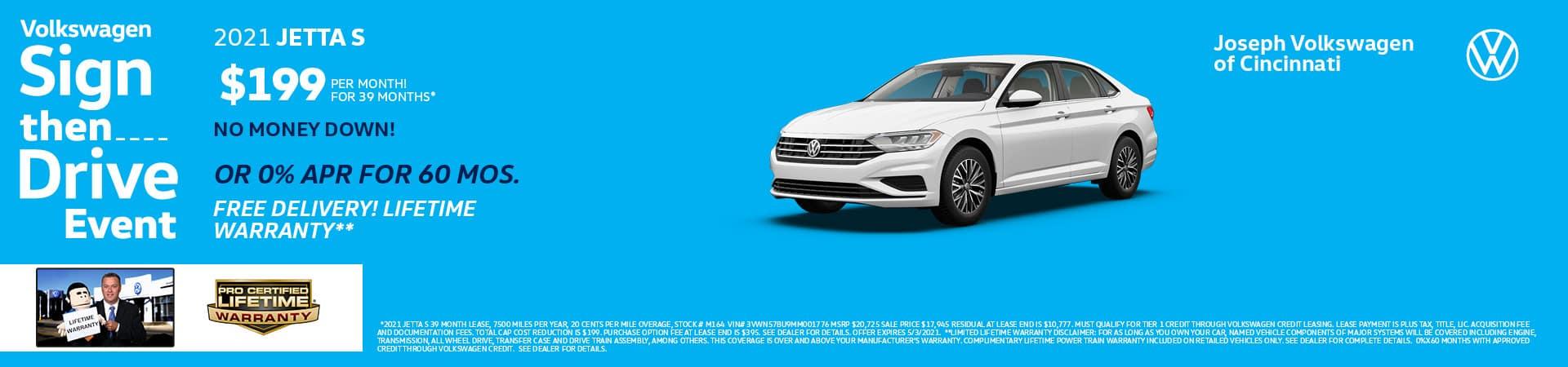 2021 Volkswagen Jetta | Joseph Volkswagen of Cincinnati | Cincinnati, OH