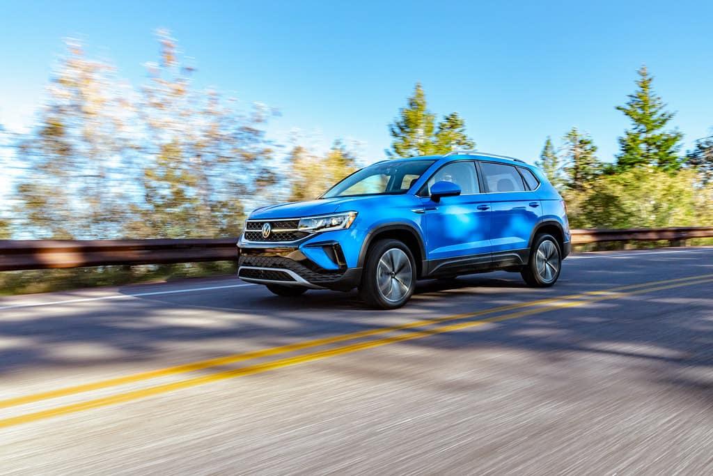 2022 Volkswagen Taos | Joseph Volkswagen of Cincinnati | Cincinnati, OH