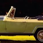 1967 Jeepster conv color