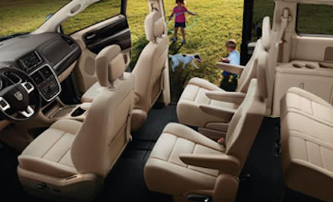 Sensational How The Grand Caravans Seating Features Have Evolved Onthecornerstone Fun Painted Chair Ideas Images Onthecornerstoneorg