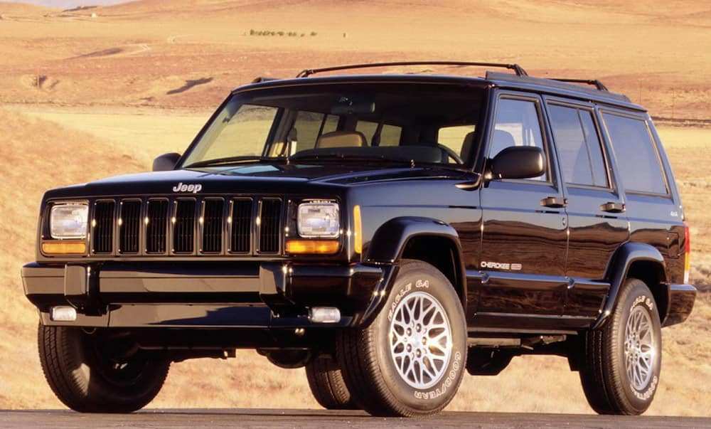Dodge Ram 3500 2015 >> Why Enthusiasts Love the Jeep Cherokee XJ