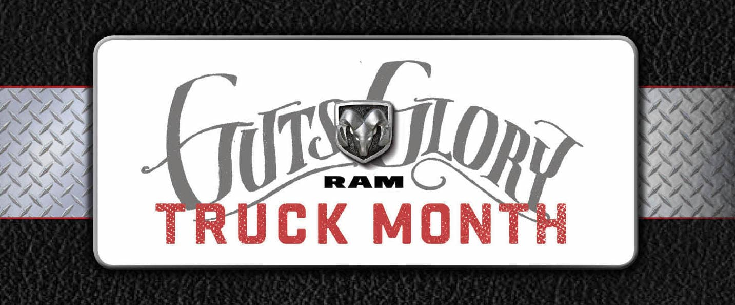 Local Dodge Dealers >> Celebrate Truck Month At Your Local Dodge Dealership