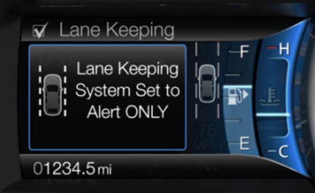 Lane Keep Assist >> Lane Departure Warning With Lane Keep Assist Improves Car Safety