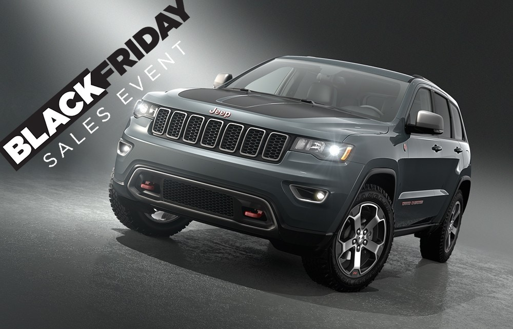 ... Friday Deals And Come By Kendall Dodge Chrysler Jeep Ram To Check Out  Our Black Friday Sign U0026 Drive Lease Special On Available 2017 Jeep Grand  Cherokee ...