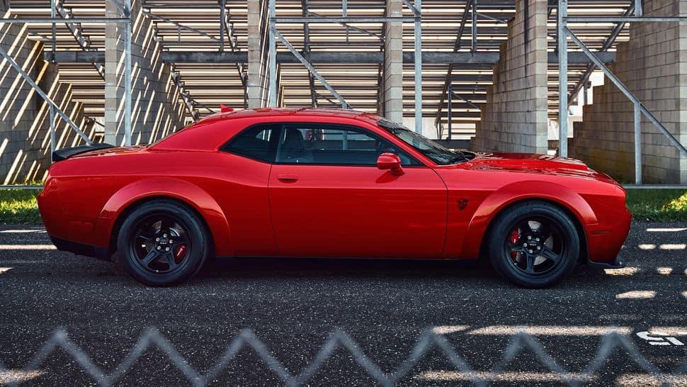 Dodge / SRT Performance Vehicles + Track Times