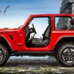 All new 2018 Jeep® Wrangler Rubicon