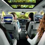 Chrysler Pacifica road trip minivan kendall chrysler