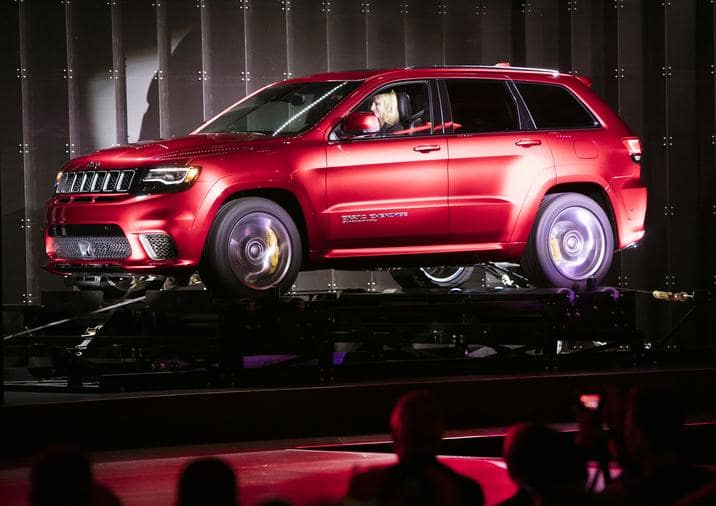 Evolution Of Srt And The Jeep Grand Cherokee Models