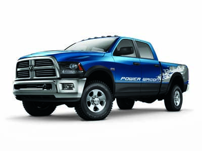 2018 Ram Power Wagon >> 2018 Ram 2500 Power Wagon Off Road Features Galore