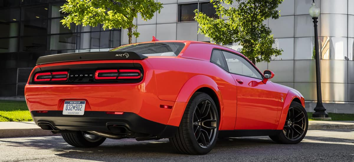 Dodge Hellcat Widebody Is The Muscle Car Of Fall