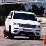 2018 Jeep Grand Cherokee Moose test kendall dcjr