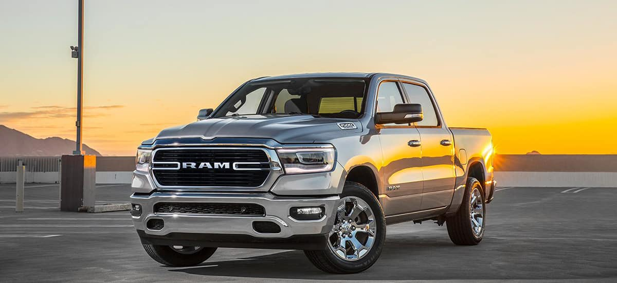 Epa Confirms 2019 Ram 1500 As Most Fuel Efficient Pickup On The Road