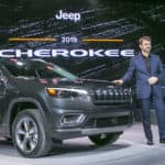 2019 Jeep Cherokee World Debut