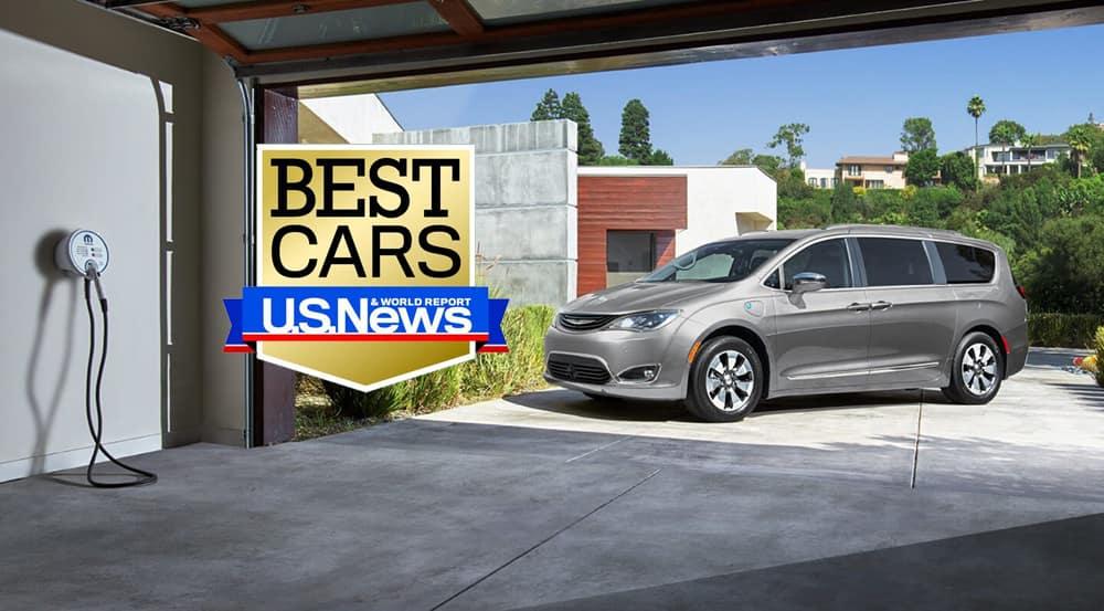 Kendall DCJR 2019 Chrysler Pacifica Hybrid U.S. News