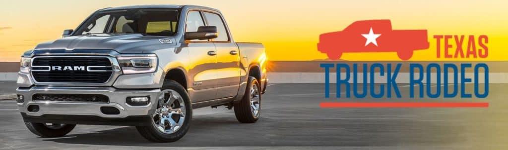 Kendall FCA Ram Texas Truck Rodeo TAWA