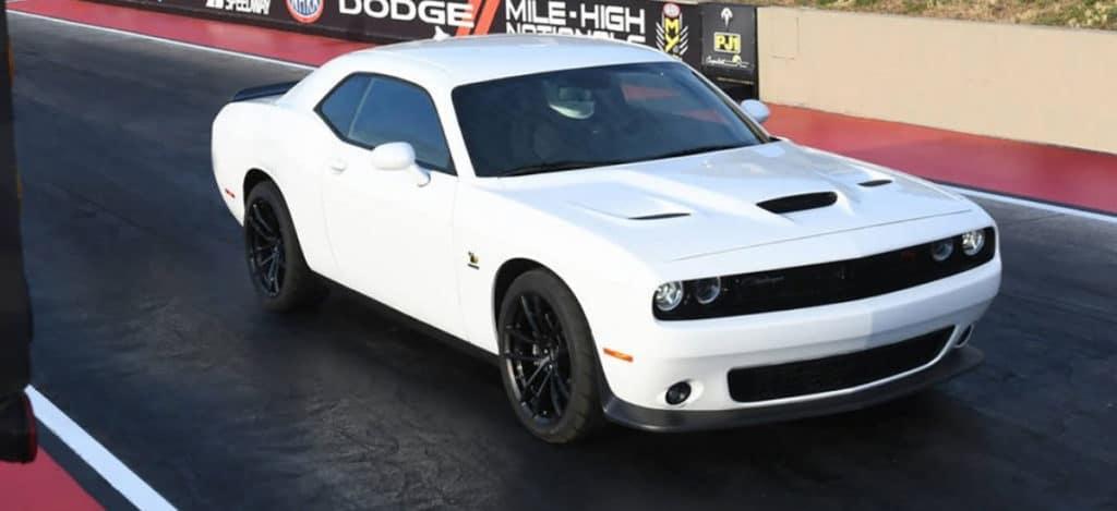 2019 Dodge Challenger Scat Pack 1320 Kendall Dodge