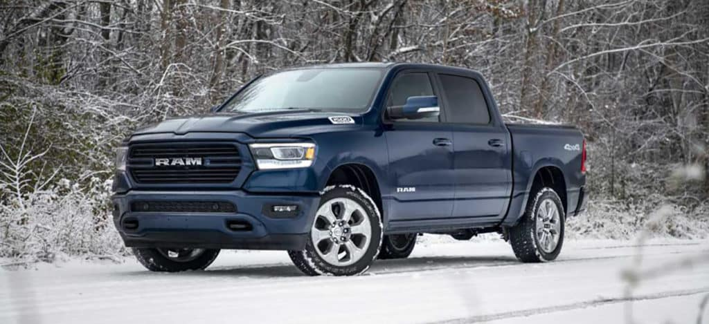2019 Ram 1500 North Kendall Dodge
