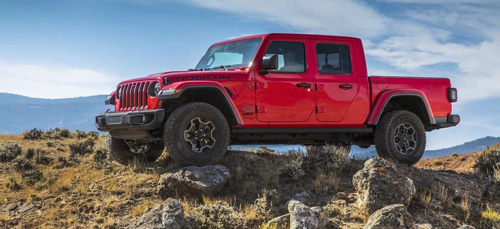 2020 Jeep Gladiator Kendall Dodge