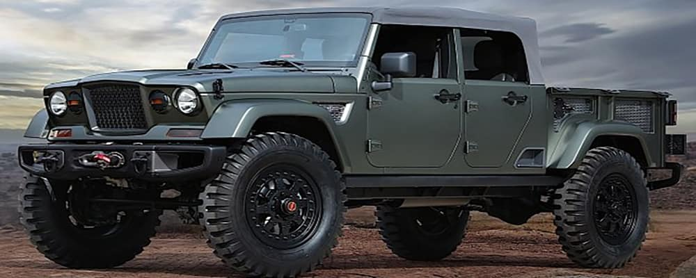 The 2020 Jeep Gladiator Is Ready To Debut