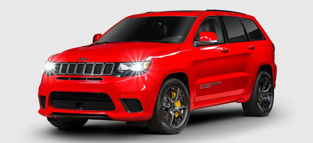 2018 Jeep Grand Cherokee Kendall Dodge
