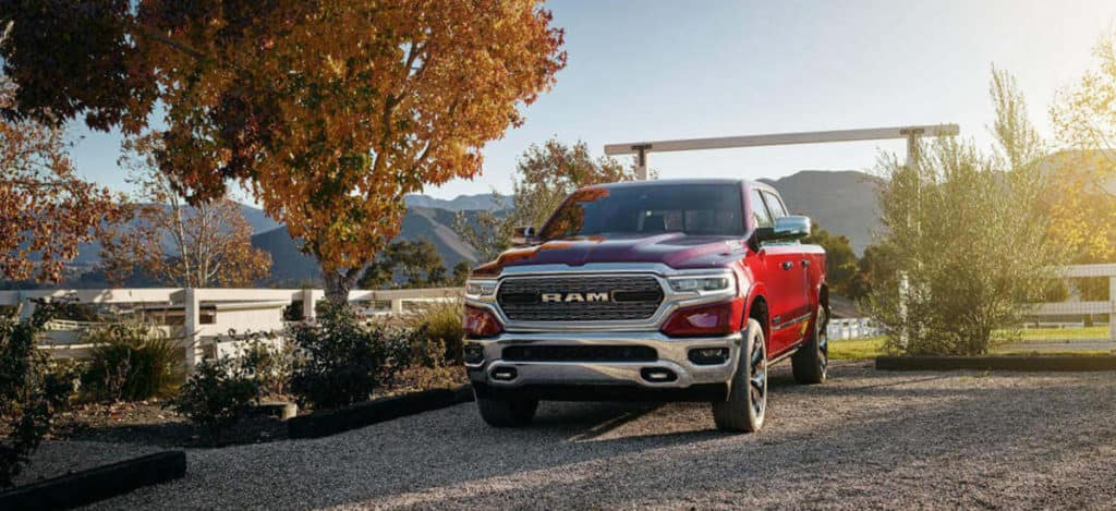 2019 Ram 1500 Takes Home Truck of the Year Award