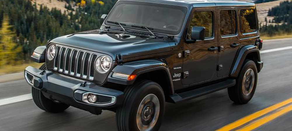 New 2019 Jeep Wrangler Kendall Dodge