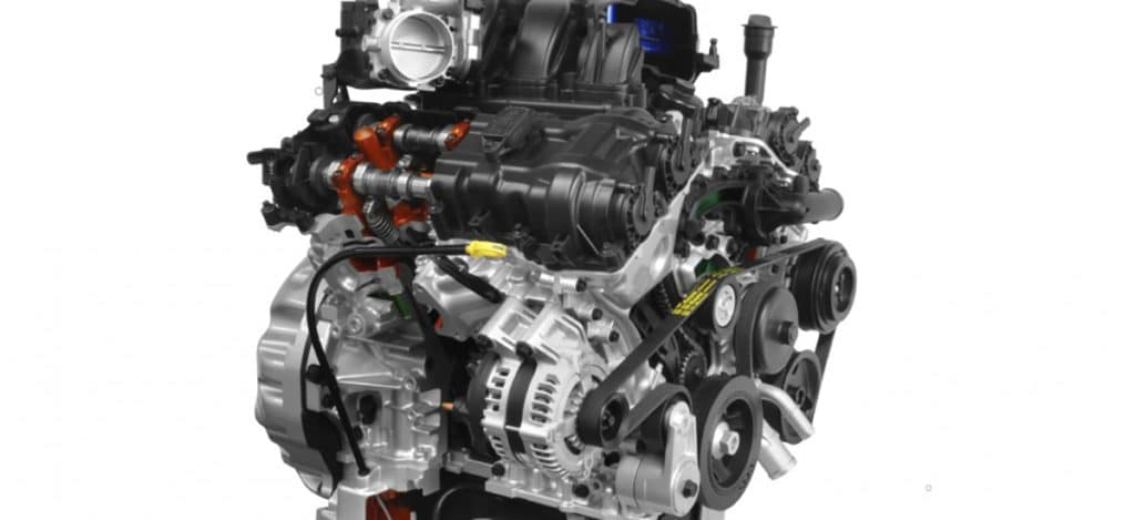 Pentastar V6 Engine Kendall Dodge