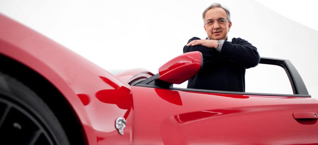 Sergio Marchionne Kendall Dodge