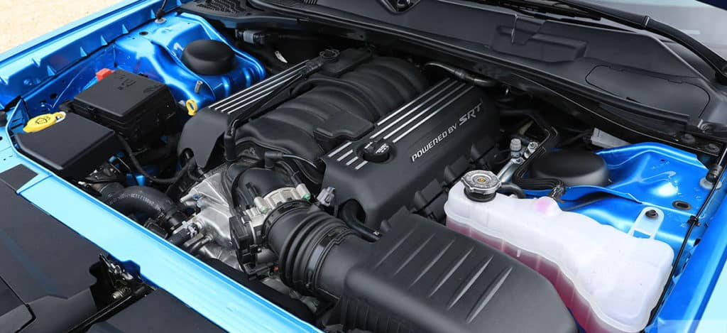 2019 Dodge SRT Engine