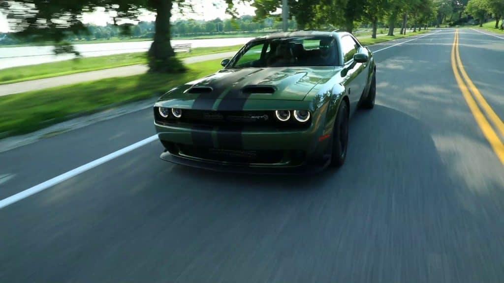 2019 Dodge Hellcat Redeye Kendall Dodge