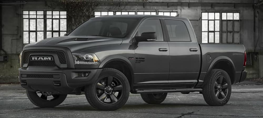 2019 Ram 1500 Classic Warlock Kendall Dodge