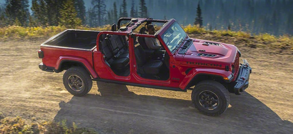 2020 Jeep Gladiator Kendall Dodge