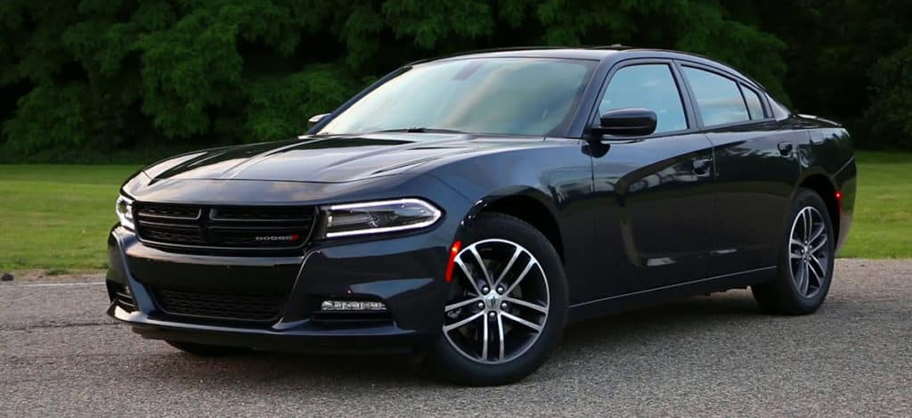 2019 Dodge Charger Kendall Dodge