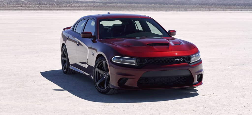 2019 Dodge Charger SRT Kendall Dodge