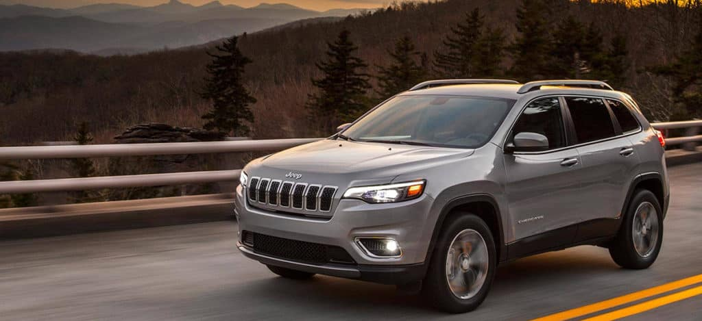 2019 Jeep Cherokee Kendall Dodge
