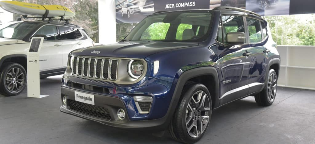 2019 Jeep Renegade Kendall Dodge