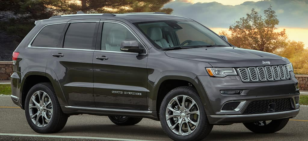 2019 Jeep Grand Cherokee Kendall Dodge