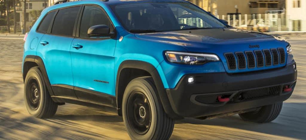 2019 Cherokee Kendall Dodge