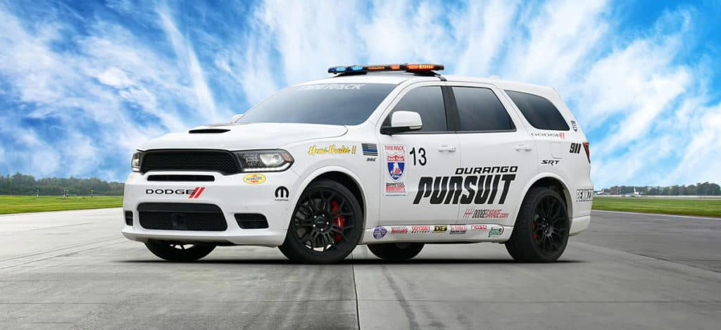 Dodge Durango Pursuit Kendall Dodge