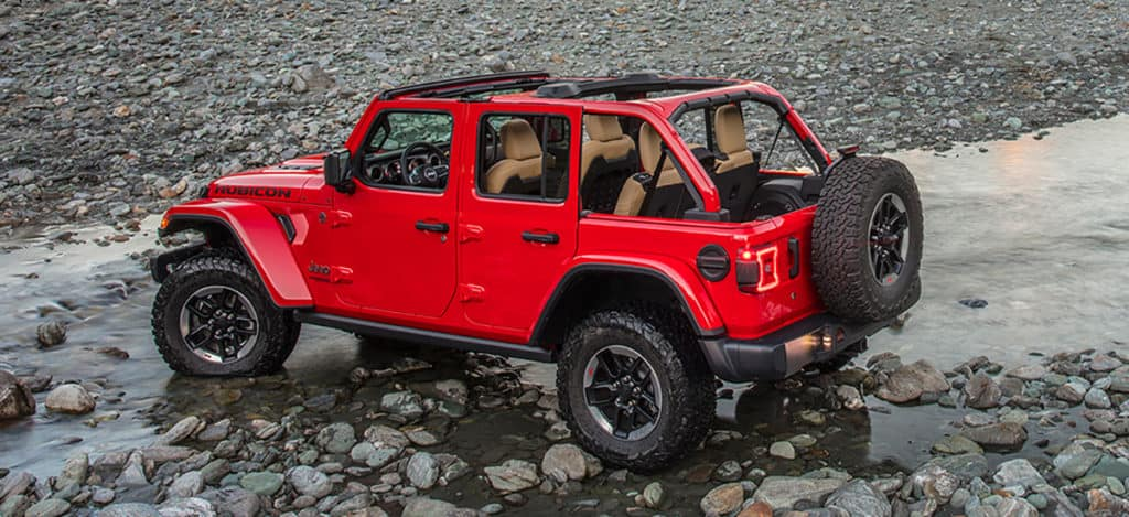 Soft Top Impressions For The Latest Jeep Wrangler Kendall Dodge