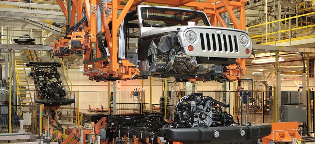 Jeep Plant Kendall Dodge