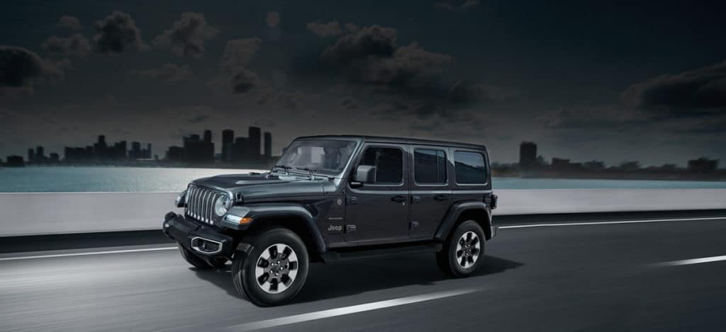 2019 Jeep Wrangler Kendall