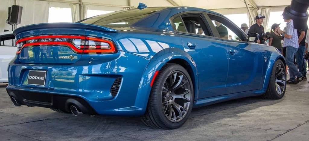 2020 Hellcat Kendall Dodge