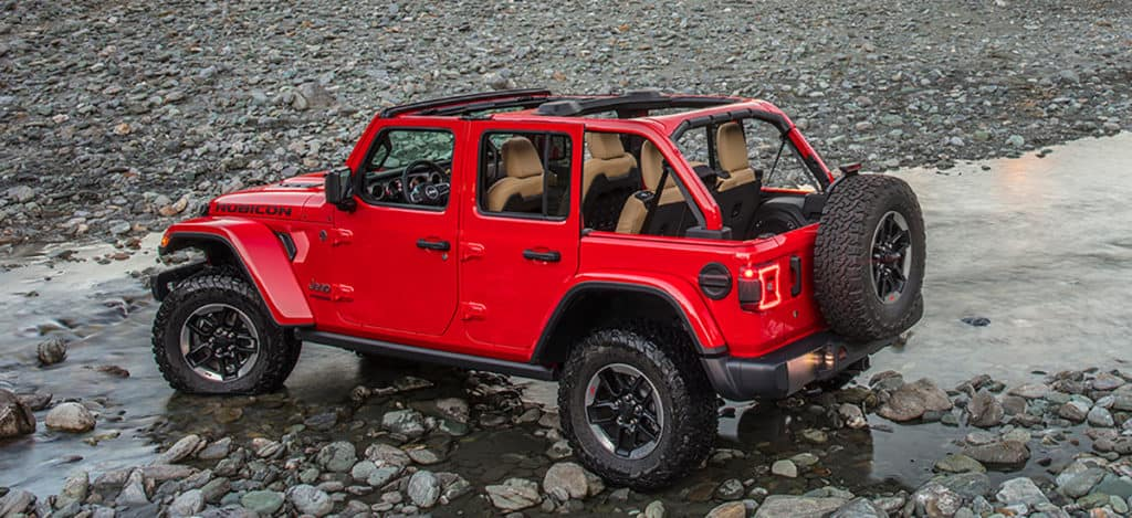 2019 Jeep Wrangler Rubicon Kendall Dodge