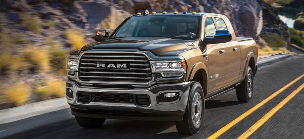 Ram 2500 Pickup Kendall Dodge