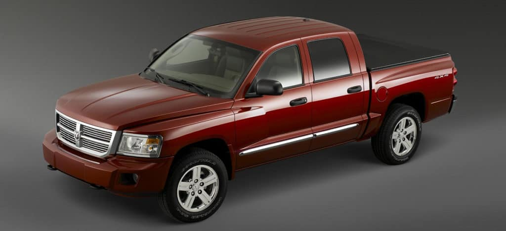 2011 Dodge Dakota Kendall Dodge