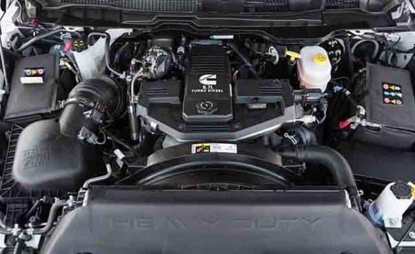 Dodge Ram 3500 cummins engine Kendall Dodge