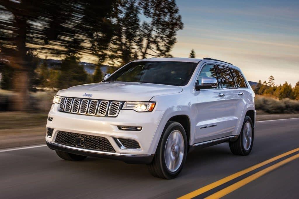 2020 Jeep Grand Cherokee Kendall Dodge