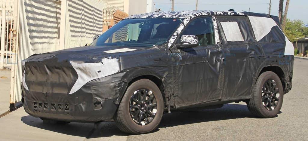 Jeep Grand Wagoneer >> Latest News On Upcoming Jeep Grand Wagoneer Kendall Dodge