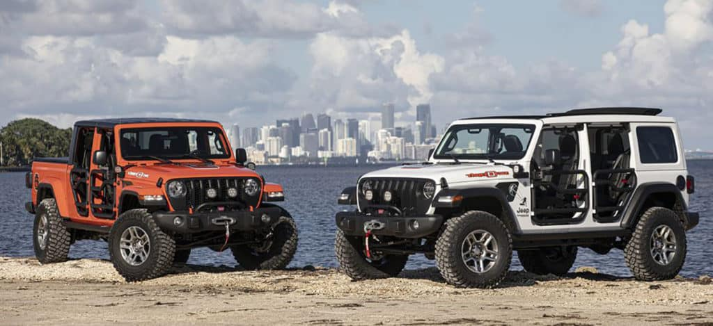 Kendall Dodge Chrysler Jeep Ram >> Jeep Introduces Special Edition Three O Five Wrangler